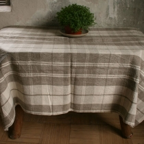 Linen Tablecloth 135x105