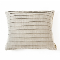 Pillowcase, Gray Linen