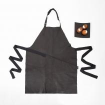 Leather Apron, dark brown