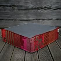 Istumispadi/tumba. Punane nr.2