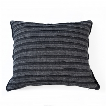 Pillowcase, Black Linen