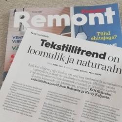 Kodukirja erinumber Remont, 2021
