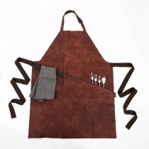 Leather Apron, chestnut