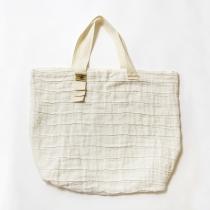 Linen White Bag